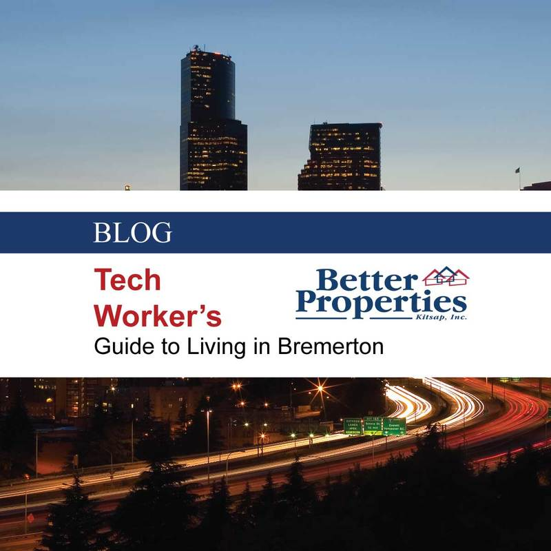 Technology Worker's Guide to Living in Bremerton